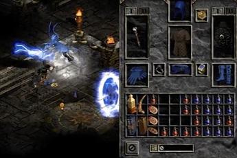 [Cũ mà hay] Phá đảo Diablo 2 mà không cần đánh một con quái nào