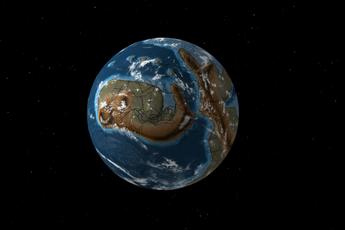 Hà Nội và TP.HCM nằm ở đâu trên Trái Đất khi khủng long xuất hiện 220 triệu năm trước?