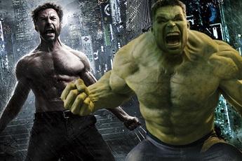 """Hulk liệu """"có cửa"""" đấu tay đôi với Wolverine, câu trả lời đã có rồi đây!"""