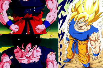 Nhìn lại khoảnh khắc Goku lần đầu tiên biến hình thành Super Saiyan mà ứa nước mắt, kí ức tuổi thơ cứ lần lượt ùa về