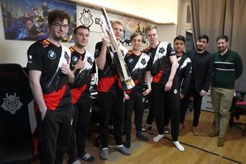 'Đấm Fnatic không trượt phát nào', G2 Esports vượt mặt kình địch trở thành đội tuyển vĩ đại nhất châu Âu