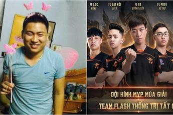 """Thầy giáo Liên Quân """"đú theo Thầy giáo Ba"""", phát ngôn cho rằng mình thừa sức thi đấu cho Team Flash"""