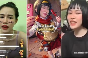 """""""Gái Nhật"""" xâm chiếm Liên Quân, game thủ tạo nên diện mạo mới cho cả Violet và Roxie"""