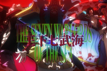 Chân dung của tất cả Thất Vũ Hải cùng xuất hiện trong One Piece tập 957, trạng thái hiện tại cũng được thể hiện