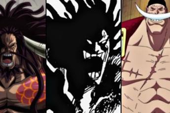 """One Piece: 5 nhân vật được Tứ Hoàng thừa nhận đã từng """"áp đảo"""" Kaido trong quá khứ"""