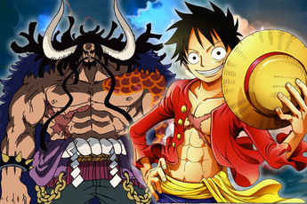 One Piece: Vì sao Kaido nhìn thấy Luffy giống 5 huyền thoại khiến hắn phải run sợ?