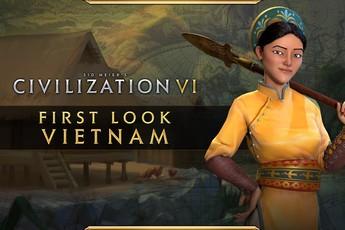 Bà Triệu xuất hiện trong tựa game chiến thuật hay nhất nhì lịch sử