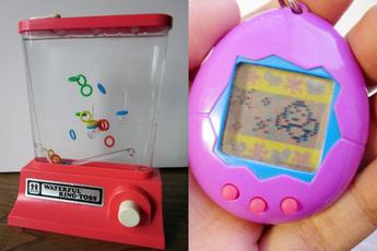 Điểm lại những món đồ chơi sành điệu của hội trẻ con 9x ngày xửa ngày xưa