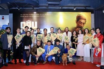 Cậu Vàng có màn trình diễn ngoạn mục trước gần 500 khán giả và dàn sao Việt