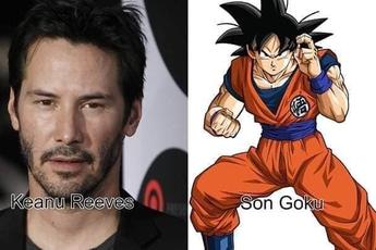 """Nếu có 1 bộ phim live action Dragon Ball mới thì đây là những diễn viên được fan """"chọn mặt gửi vàng"""""""