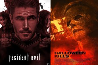 """Top 5 bộ phim kinh dị cực máu me chiếu dịp Halloween 2021, một huyền thoại """"chém giết"""" sẽ tái xuất khiến fan mất ngủ"""