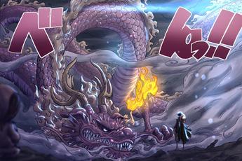 """One Piece: Tuy chỉ là """"hàng fake"""" nhưng trái ác quỷ của Momonosuke có """"tiềm năng"""" mạnh hơn cả Kaido?"""