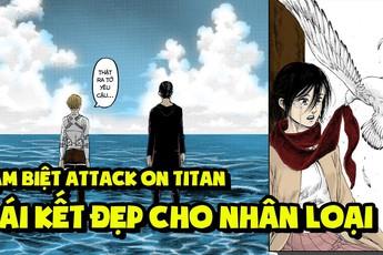 """Liệu MAPPA có phớt lờ nguyện vọng của """"cha đẻ"""" Attack on Titan để tạo ra một cái kết tươi sáng hơn trong phần cuối anime?"""