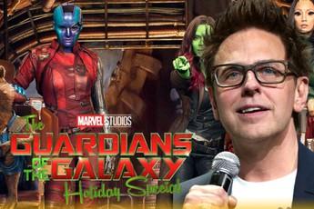 """""""Guardians of the Galaxy Holiday Special"""" sẽ giới thiệu nhân vật vĩ đại nhất MCU từ trước đến nay"""