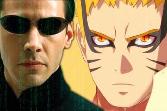 Boruto: Baryon Mode của Naruto trong anime được fan so sánh giống với Neo trong Ma Trận