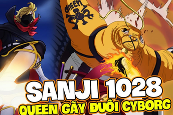 Spoil chi tiết One Piece chap 1028: Sanji thức tỉnh sức mạnh bí ẩn, Yamato hóa thành dạng thú