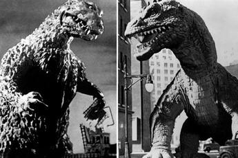 """Giật mình khi thấy """"nguyên mẫu"""" của các quái vật kinh điển của Hollywood, bất ngờ nhất chính là """"Đế vương bất tử"""" Godzilla"""