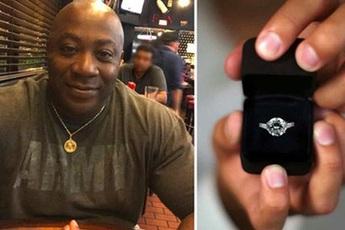 Người đàn ông Florida ăn trộm nhẫn kim cương của bạn gái để cầu hôn... bạn gái khác