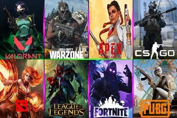 Bất ngờ với danh sách các tựa game bị hacker tấn công nhiều nhất, cả PUBG và siêu phẩm của Riot cùng xuất hiện trong top đầu