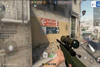 """Cận cảnh đồ họa và gameplay của CS:GO Mobile, giống từ cách mua súng cho tới delay đều y xì đúc """"hàng thật"""""""