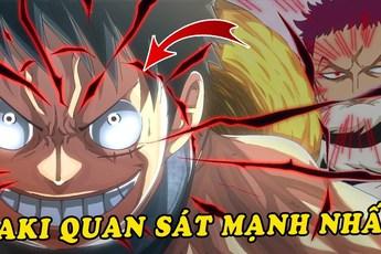"""One Piece: 5 sự thật thú vị về Haki quan sát - thứ sức mạnh đặc biệt có thể giúp người sở hữu """"nhìn thấu tương lai"""""""