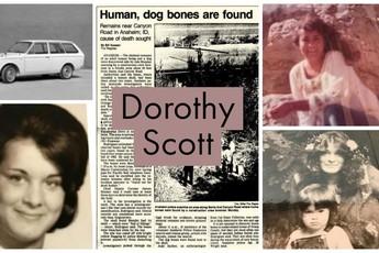 Vụ án không lời giải của Dorothy Jane Scott: Người phụ nữ mất tích không dấu vết và những cuộc gọi bí ẩn
