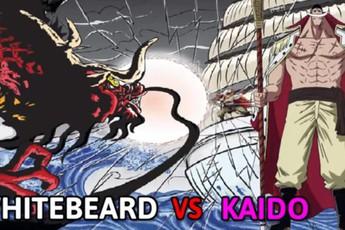 """One Piece: Sau màn Râu Trắng """"dạy dỗ"""" Oden, liệu Tứ Hoàng này có mạnh vượt trội so với Kaido?"""