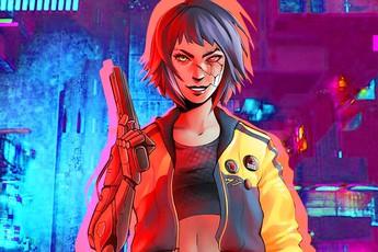 Xuất hiện tựa game kết hợp giữa Cyberpunk 2077 và GTA 2, cho phép game thủ thoải mái phá làng phá xóm