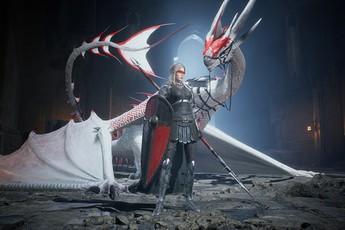Trở thành kỵ sĩ nuôi rồng với game miễn phí Century: Age of Ashes