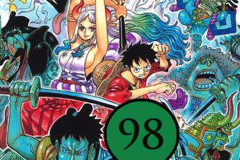 One Piece: Hình ảnh Sanji khi về già và những thông tin thú vị tại SBS 98 mà các fan cần biết