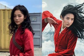 """""""Thần tiên tỷ tỷ"""" Lưu Diệc Phi không phải là """"đóa hoa"""" nổi bật nhất Mulan 2020 mà chính là nữ diễn viên này đây"""