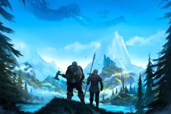 Xuất hiện tựa game sinh tồn co-op Valheim, cho phép game thủ nhập vai vào những chiến binh Viking