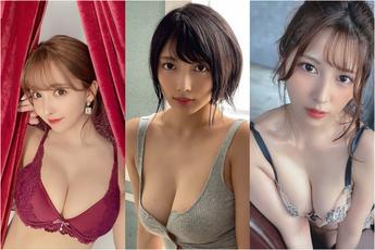 """BXH diễn viên 18+ ăn khách 2/2021: Siêu tân binh 1999 lên top 1, Yua Mikami hạng 3, Eimi Fukada """"chìm nghỉm"""""""