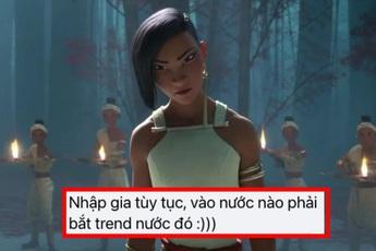"""Phim Disney lấy cảm hứng Việt Nam gây tranh cãi vì phụ đề """"đầu cắt moi"""""""