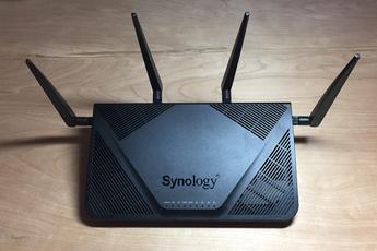 Trên tay Synology RT2600ac: Router cao cấp với hiệu năng nổi bật