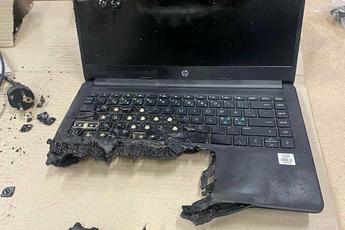 Nguyên nhân và cách xử lý khi phát hiện pin laptop bị phồng