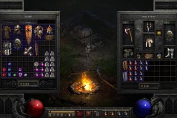 """Diablo II: Resurrected cho phép game thủ chơi tiếp """"bản save"""" của 20 năm trước"""