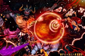 """Liệu """"nghịch tử Wano"""" Yamato có chống lại cha mình Kaido trong One Piece chap 1009?"""