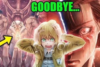 """Attack On Titan và 4 siêu phẩm manga có kết thúc bị nhận nhiều """"gạch đá"""" nhất"""
