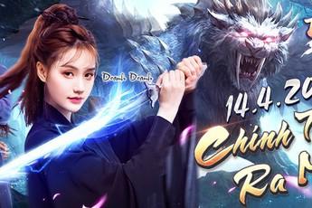 Siêu phẩm mobile MMORPG Tân Giang Hồ Truyền Kỳ chính thức ra mắt với cách chơi độc đáo
