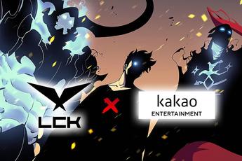 LMHT: Fan hâm mộ hy vọng Riot ra mắt trang phục liên quan đến Webtoon sau khi Kakao tài trợ cho LCK