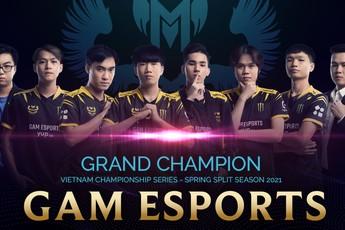 """LMHT: Lật kèo ngoạn mục trước Saigon Buffalo, GAM Esports chính thức trở thành """"tân vương"""" VCS Mùa Xuân 2021"""