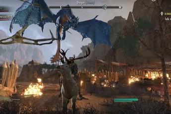 Nhanh tay tải ngay The Elder Scrolls Online miễn phí