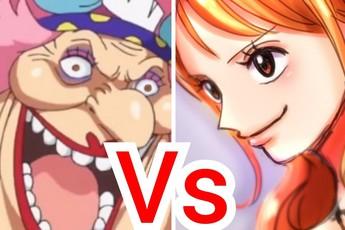 One Piece: Cảm động trước việc đứng ra bảo vệ trẻ em của Nami, Big Mom có thể tặng Zeus cho hoa tiêu băng Mũ Rơm?