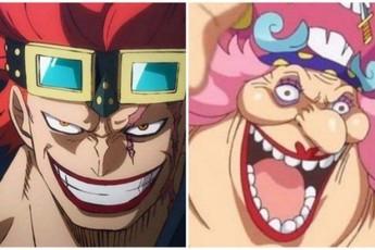 Giả thuyết One Piece: Nếu Big Mom chống lại phe Kaido, Kid sẽ phải chiến đấu với ai?