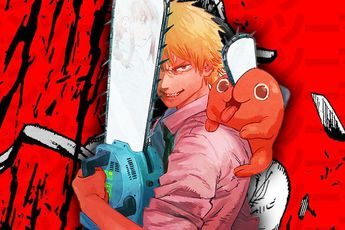 Chainsaw Man: Anime chuyển thể được mong chờ nhất năm 2021
