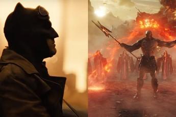 Phản diện mạnh nhất DC Comics lộ diện và 10 chi tiết fan service đắt giá xuất hiện trong Zack Snyder's Justice League