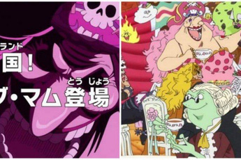 One Piece: Miệng nói hải tặc cũng có chuẩn mực, nhưng Big Mom đã hết lần này đến lần khác mưu mô tráo trở