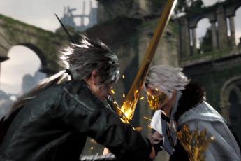 """Game thủ phấn khích trước """"con lai"""" của Final Fantasy và Devil May Cry sắp ra mắt"""