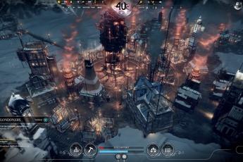 Game hậu tận thế đình đám Frostpunk sẽ xuất hiện phiên bản di động vào cuối năm nay